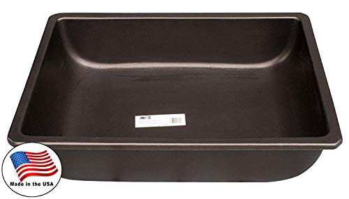 Argee RG175 Mixer tub, 7 Gallon, Black