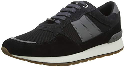 Ted Baker Men's RACOR Sneaker, Black, 9