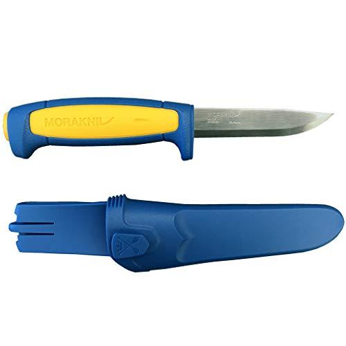 モーラナイフ Moraknife BASIC 511 Blue/Yellow