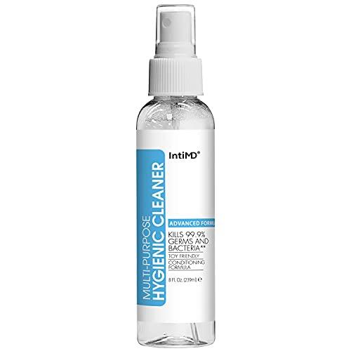 IntiMD Multi-Purpose Hygienic Cleaner Advanced Pro-Skin Formula Toy Friendly Conditioning Formula