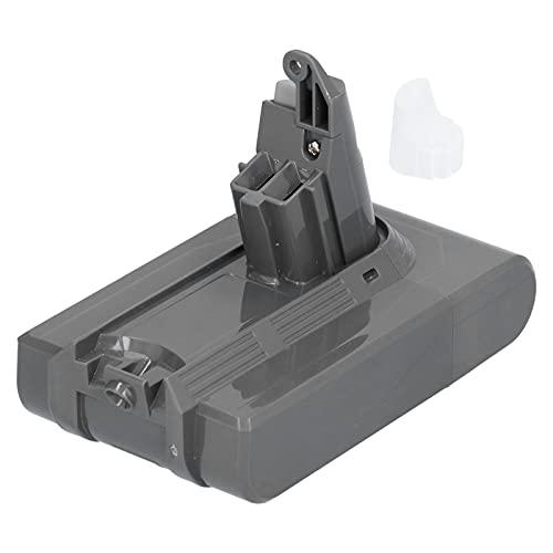 Batería de iones de litio para aspiradora, varias protecciones de seguridad integradas Batería de iones de litio compatible Funcionamiento seguro para accesorios de aspiradora
