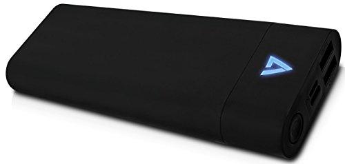 V7 PBLC20-4N Ultrahochleistungsfähige 20.100 mAh Powerbank- 3Anschlüsse / Schnellladung / USB-C