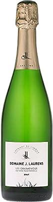 Domaine J.Laurens, Crémant de Limoux 'Les Graimenous', France (Chardonay, Chenin blanc, mauzac blanc) Sparkling wine (case of 6)