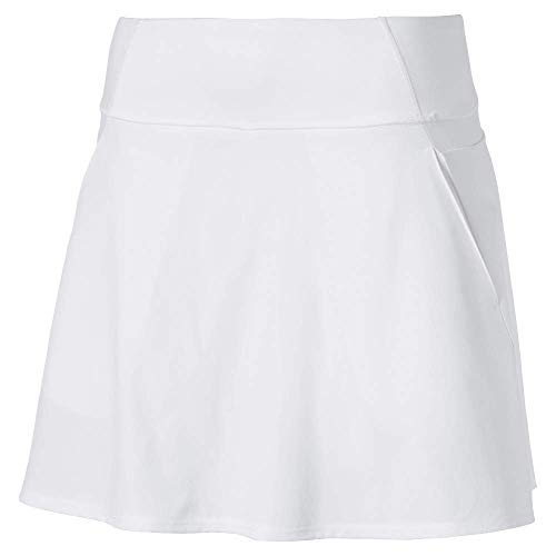 PUMA Golf 2020 Women's Pwrshape Solid Woven Skirt 16