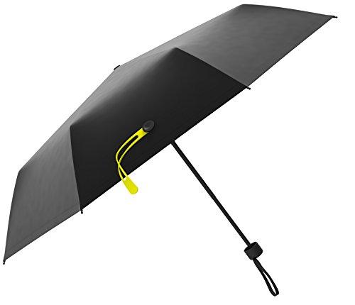 HappyRain Umbrella, Anti UV Windproof Tested Compact Ultra Slim Ultralight Travel Umbrella