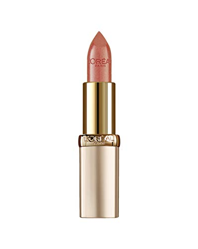 L'Oréal Paris Color Riche 274 Ginger & Chocolate, farbintensiver Lippenstift mit pflegenden Ölen, cremige Textur für maximalen Lippenkomfort