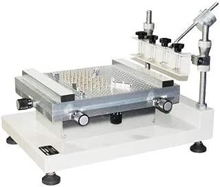 Hanchen High Precision Printer Solder Printer SMT Stencil Printer Stencil Silk Screen Solder Paste Printer SMT Production Line SMT Stencil Machine 30x40cm