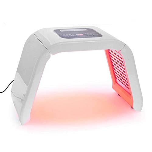 Fotón Tratamiento Terapia de Luz para el Cuidado Facial de la Máscara 7 colores LED Máscara Rejuvenecimiento de la piel, Eliminación de arrugas, antiedad, máquina de belleza para el cuidado facial
