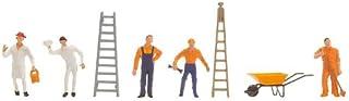 Faller 151091 – vägledare och kanalarbetare figurer