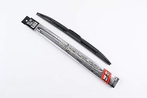 """MITA DS Water Repellent Design Silicon Wiper Blade Fit for J-HOOK type 9x3, 9x4 (27"""")"""