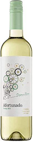 Viñedos Singulares Afortunado Verdejo Organic 2019 Blanco Vino - 750 ml