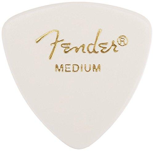 Fender フェンダー ピック 346 PICK PACK(12) WHITE MED.