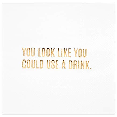 funny beverage napkins - 7