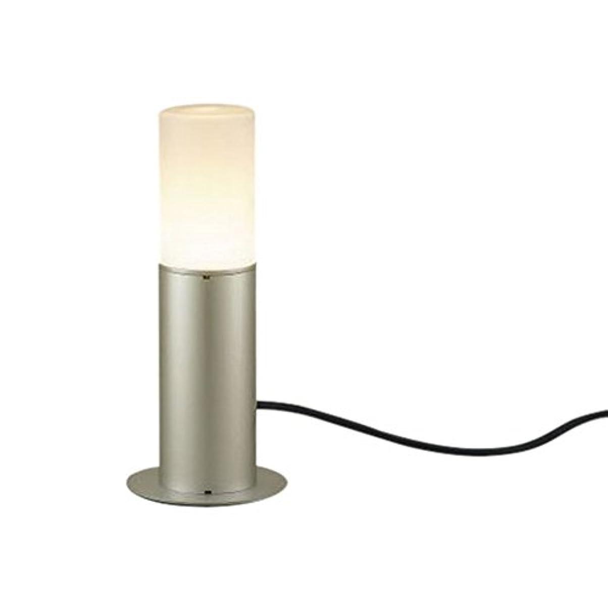 時刻表テレックス目の前のコイズミ照明 ガーデンライト 白熱球60W相当 電球色 ウォームシルバー AU45179L