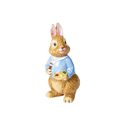 """Villeroy & Boch Bunny Tales Figura grande de porcelana """"Max"""", Porcelana, Multicolor"""