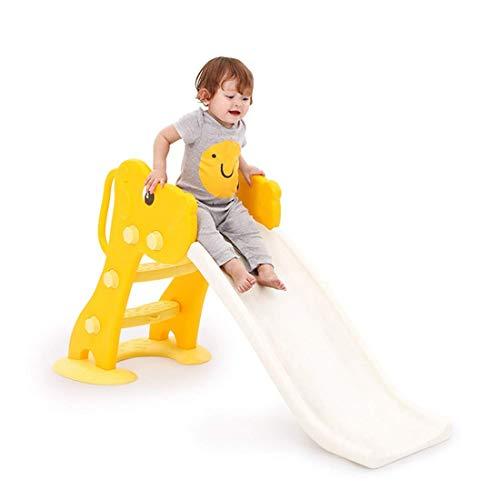 YUIO Faltschlitten Kleinkinderrutschen und Kletterpflanzen Outdoor-Küche Spielsets for Kleinkinder Indoor-Kinder Kinder Spielzeug Spaß Hinterhof Spielplatz