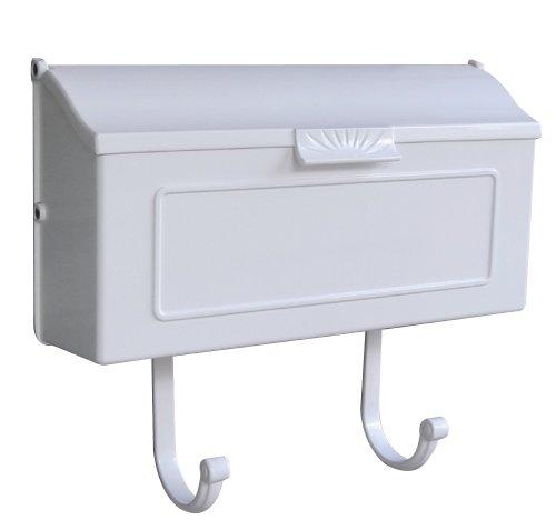Special Lite Products SHH-1006-WH Horizon Boîte aux lettres horizontale Blanc