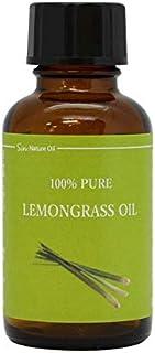 天然100% レモングラス オイル 30ml アロマ 精油