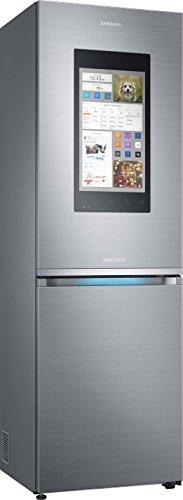 Samsung RB38M7998S4 nevera y congelador Independiente Acero inoxidable 356 L A++ - Frigorífico (356 L, Antiescarcha (nevera), SN-T, 14 kg/24h, A++, Acero inoxidable)