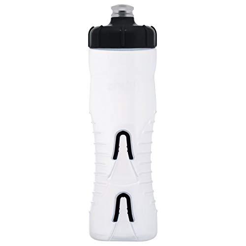 Fabric–Cageless Bottle, Transparent