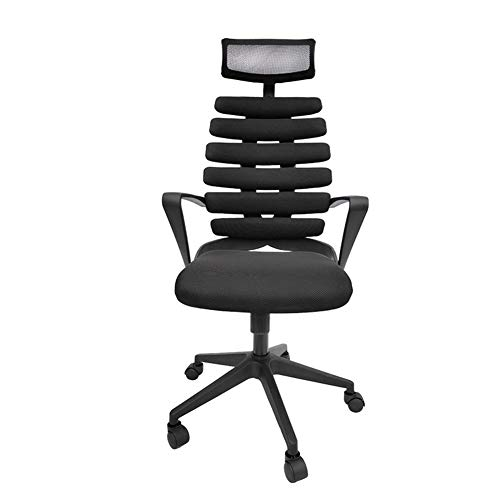 Thole Swivel Office Chair with Adjustable Seat...