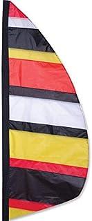 Premier Kites 23341 Wind Garden Ripstop Nylon Feather Banner, Nautica, 3-1/2-Feet