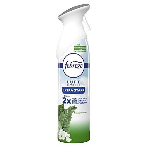 Febreze Lufterfrischer (300 ml) Extra Stark Frühlingserwachen, Raumspray entfernt Gerüche und hinterlässt Frischeduft