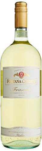 Fontana Candida Frascati Elite Magnum Flasche Doc Weißwein Trocken (1 X 1.5 L)