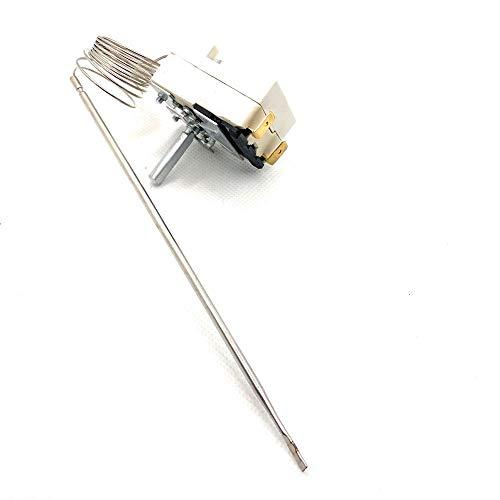 ELECTROTODO Termostato regulable 50-320º para horno Fagor - Indesit - Teka - Bosch - Amica - Electrolux