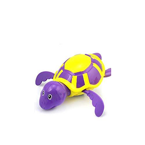 Juguete de baño - Juguete de baño para bebé Lindo pequeño Tortuga Flotante Animal Bebé Nadar Juguetes para Nadar Niños Niños Baby Showering - Aleatorio