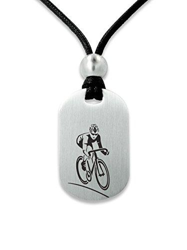 C2 Sportschmuck -   Halskette Rennrad