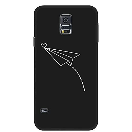 [HLKRK] Funda para Samsung Galaxy S5 SM-G900 Funda TPU Escudo Protector Case Cover 16