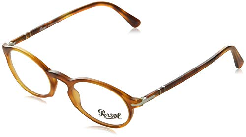 Persol 0PO3219V Monturas de gafas, Terra Di Siena, 48 Unisex