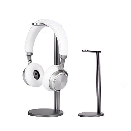 EletecPro Soporte universal para auriculares de juegos de aleación de...