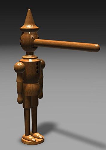 Pinocchio Miscelatore lavello lavabo DESIGN Bruno EMMEVI rubinetto bagno cucina (legno-lavabo)
