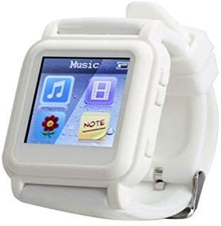 NBWE de Moda Q998 4gb Mp4 E-Book Privacy Reading Smart Watch, Pantalla de Tiempo de Soporte/música y reproducción de vídeo/exploración de imágenes/cronómetro Blanco