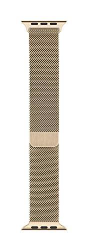 Apple Watch Loop in maglia milanese Oro (44mm)