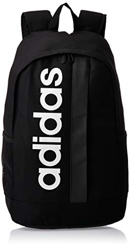 adidas Rucksack Linear Core, Black/White, One Size, DT4825