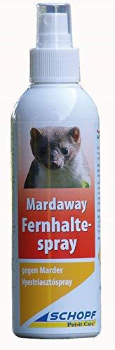 SCHOPF 301057 Marder Schreck, Fernhaltespray, 500 ml