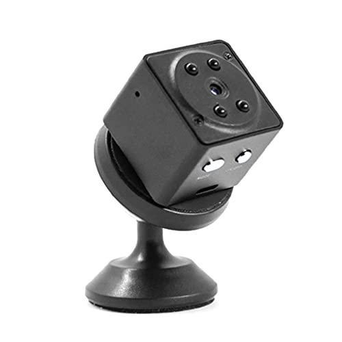 BAIRU Mini 1080 p cámara inalámbrica WiFi cámara de seguridad remota con función de detección de movimiento inteligente IR visión nocturna vigilancia