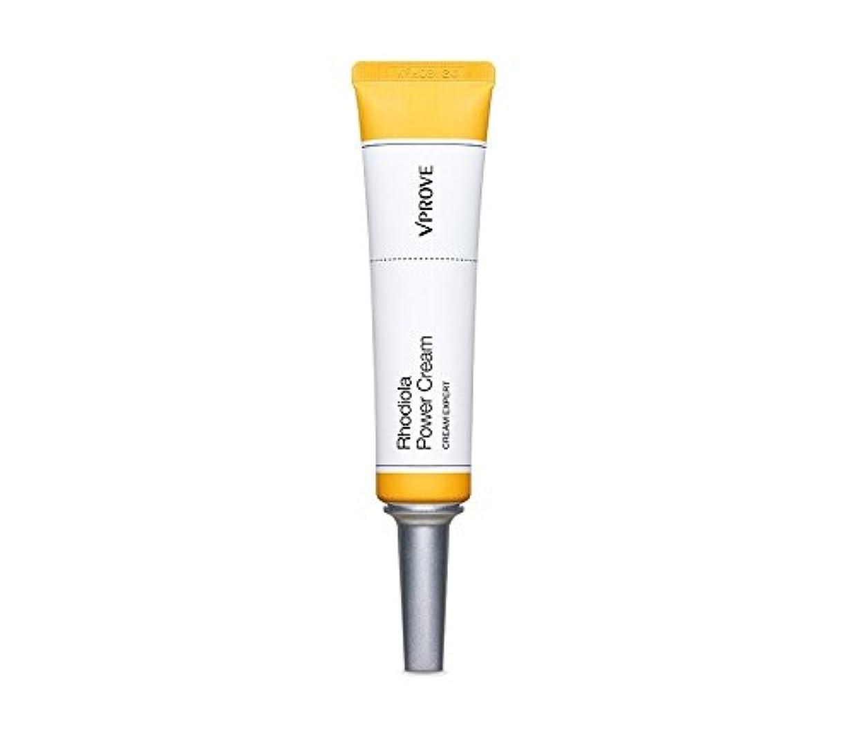 写真を描くキャメル侵入するVPROVE Cream Expert Rhodiola Power Cream 35ml