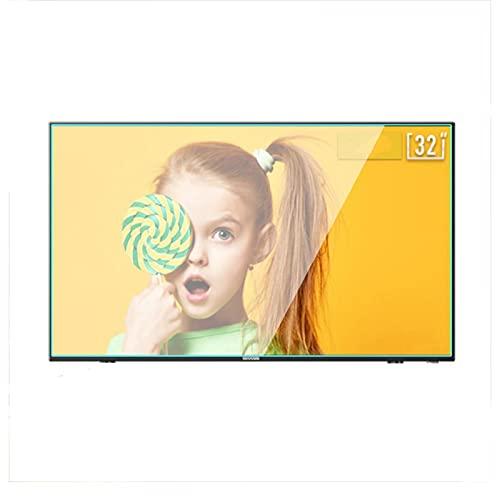 Protector de pantalla, Filtro de pantalla claro, Antiarañazos, antihuellas Aliviar la fatiga ocular para todos los tamaños de televisores de marca ( Color : HD Version , Size : 50 inch 1101X620mm )