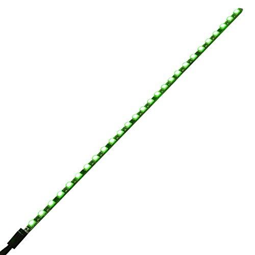 Preisvergleich Produktbild Nanoxia 600400460 Rigid LED Green,  30 cm,  27 SMD5050 LEDs,  pretested,  Extra Hell,  Grün