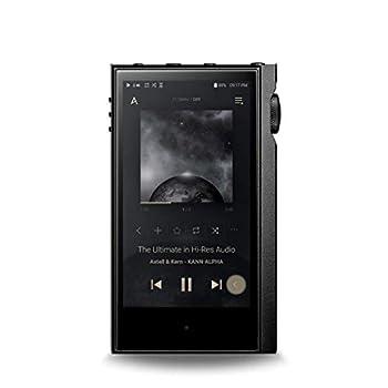 Astell&Kern KANN Alpha Portable High Resolution Audio Player Onyx Black