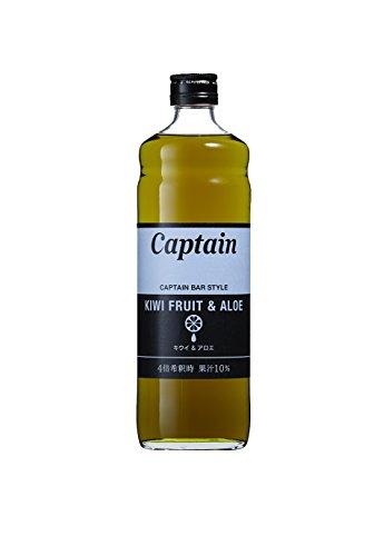 キャプテン キウイ&アロエ 600ml [1523]