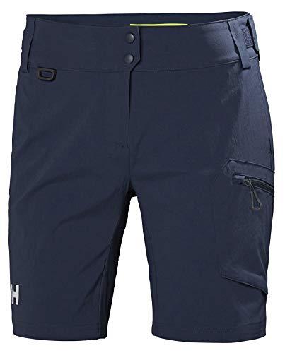 Helly Hansen Hydropower - Pantalones Cortos para Mujer (Secado rápido, protección Solar...