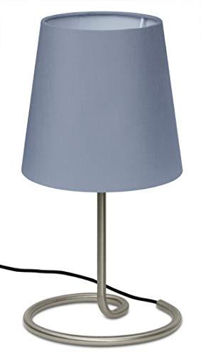 Trango Lámpara de mesa, mesilla de noche, lámpara de escritorio TG2018-05G I
