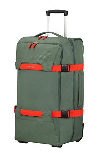 Samsonite Sonora - Bolsa de Viaje con Ruedas M, 68 cm, 72.5 L, Verde (Thyme Green)