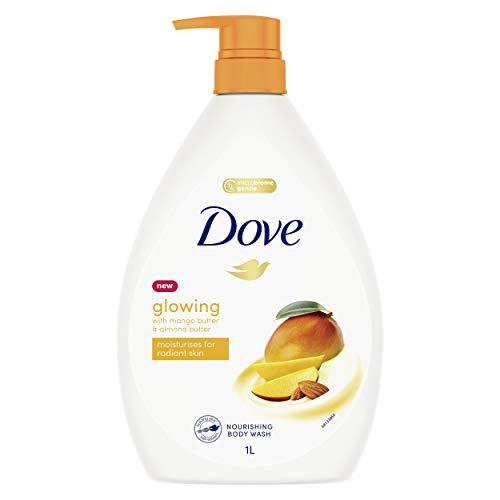 Dove Body Wash Glowing Mango & Almond Butter, 1L