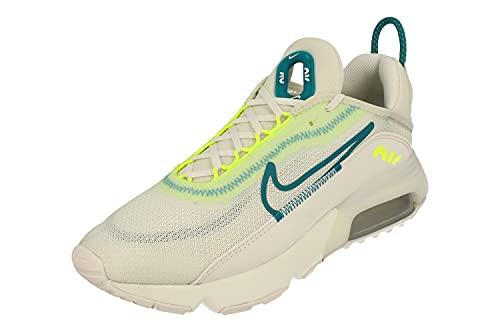 Nike Air Max 2090 Uomo Running Trainers CZ1708 Sneakers Scarpe (UK 11 US 12 EU 46, Platinum Tint Blustery 002)